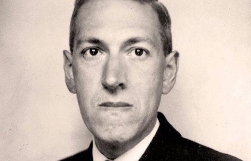 Howard Phillips Lovecraft v roce 1934. Foto: Lucius B. Truesdell.