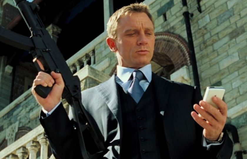 Daniel Craig jako James Bond ve filmu Casino Royale. Foto: Metro Goldwyn Mayer