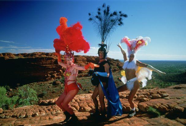 Dobrodružství Priscilly, královny pouště. Foto: Aussie & Kiwi Film Fest
