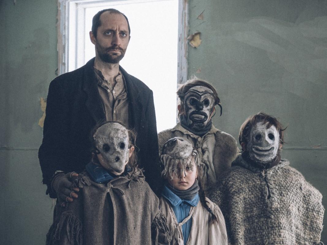 Antologie města duchů. Foto: Film servis festival Karlovy Vary