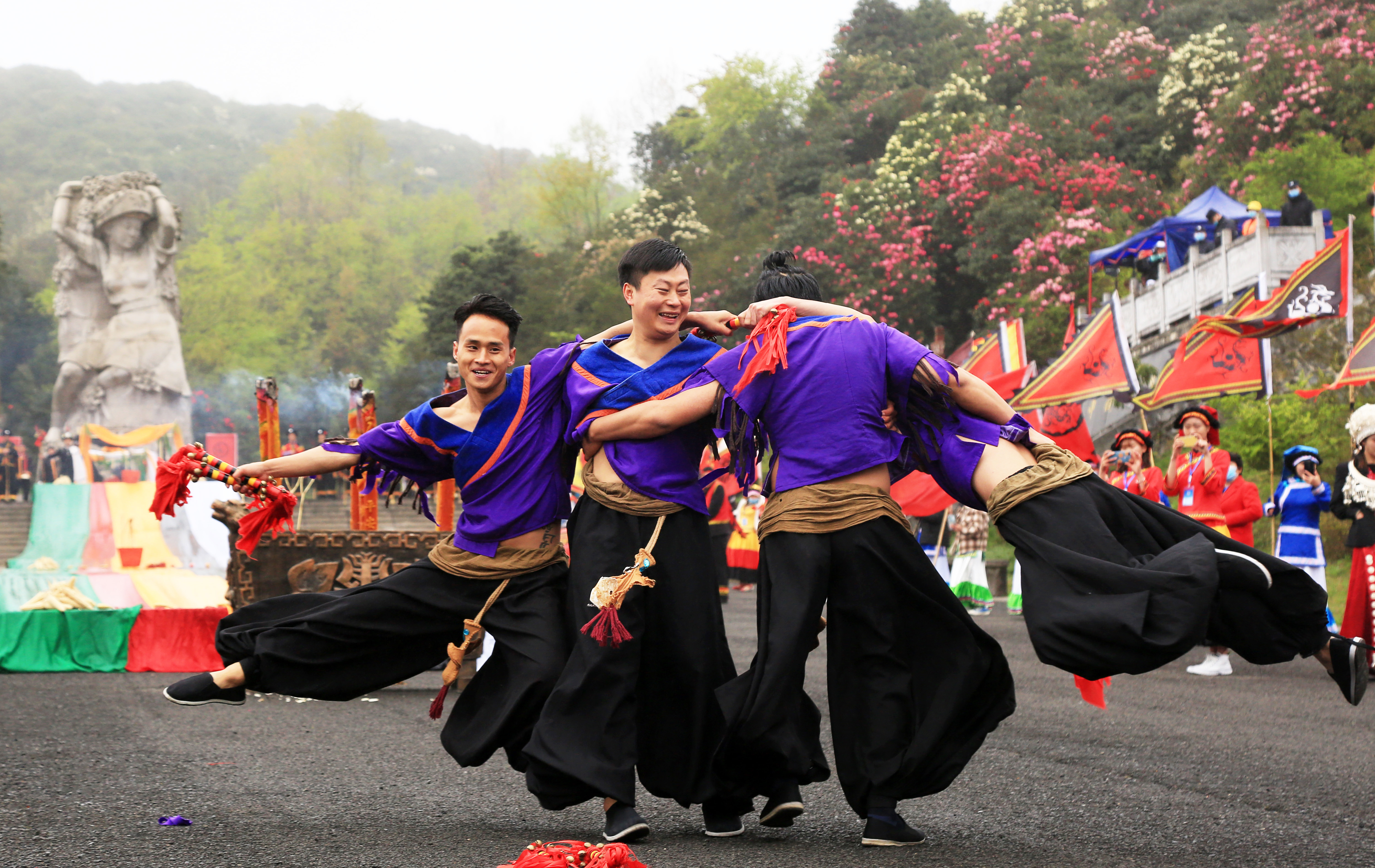 Foto: Guangming Picture.